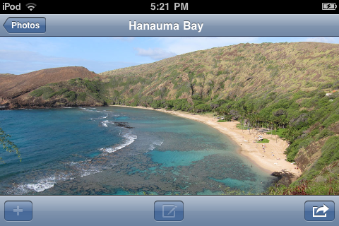 Hanauma Bay, Oahu