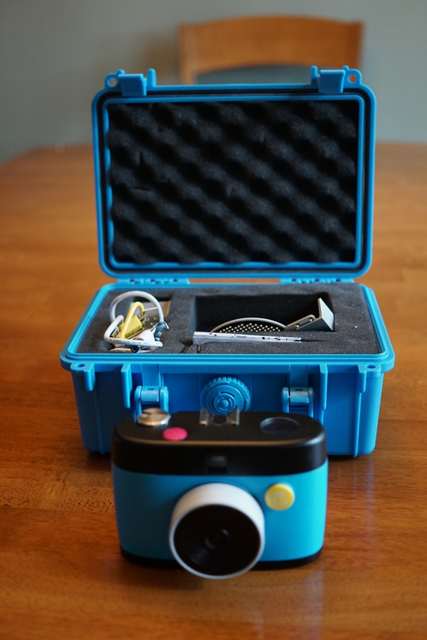 Camera and its Case