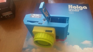 Holga Digital arrives